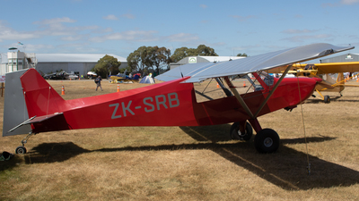 ZK-SRB - Rans S-7 Courier - East Canterbury Aviation