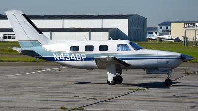 N4346P - Piper PA-46-310P Malibu - Private