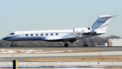 N550UN - Gulfstream G-V(SP) - Private