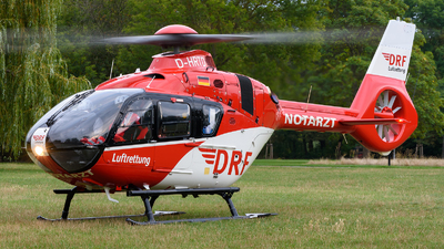 D-HRTD - Airbus Helicopters H135 - DRF Luftrettung