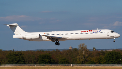 EC-LEY - McDonnell Douglas MD-83 - Swiftair