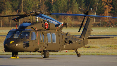 15-20794 - Sikorsky UH-60M Blackhawk - United States - US Army
