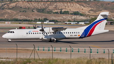 EC-JRP - ATR 72-212 - Air Europa (Swiftair)
