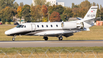OE-GZK - Cessna 560XL Citation XLS - Avcon Jet