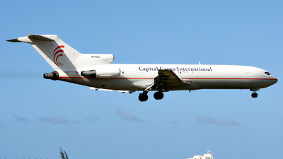 N713AA - Boeing 727-223(Adv)(F) - Capital Cargo International Airlines