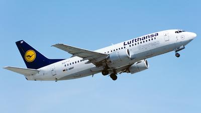 D-ABXF - Boeing 737-330 - Lufthansa Express