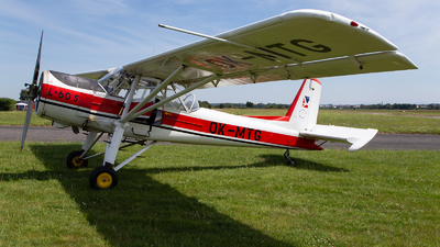 OK-MTG - Aero L-60S Brigadýr - Aero Club - Ceské Republiky