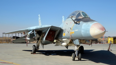 - Grumman F-14A Tomcat - Iran - Air Force