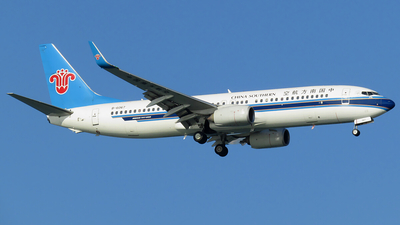 B-6067 - Boeing 737-81B - China Southern Airlines