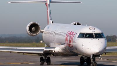 F-HMLG - Bombardier CRJ-1000EL - HOP! for Air France