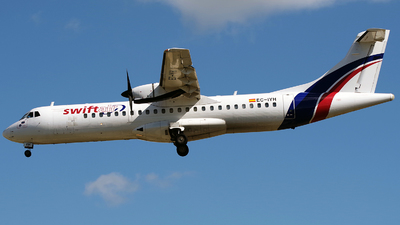 EC-IYH - ATR 72-202(F) - Swiftair