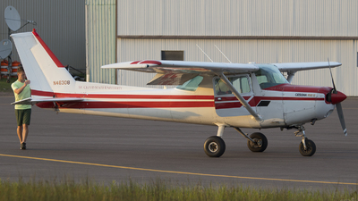 N46308 - Cessna 152 II - Private