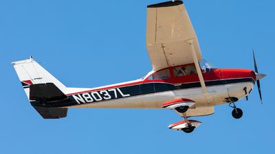 N8037L - Cessna 172H Skyhawk - Private