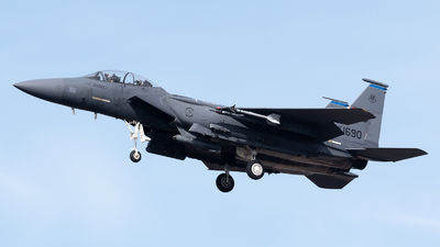 88-1690 - McDonnell Douglas F-15E Strike Eagle - United States - US Air Force (USAF)