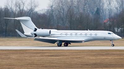 N650NR - Gulfstream G650 - Private