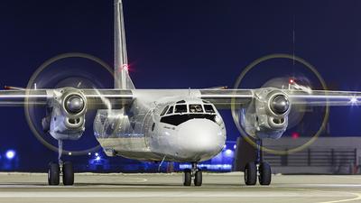 A picture of URESD - Antonov An26B - Air Urga - ©  Angel Aleksandrov