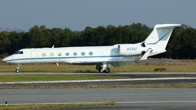 N73RP - Gulfstream G550 - Private