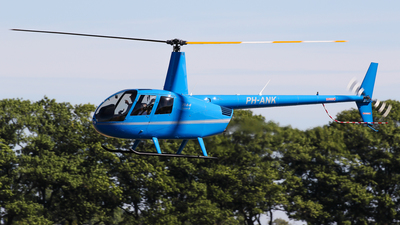 PH-ANK - Robinson R44 Raven II - Private