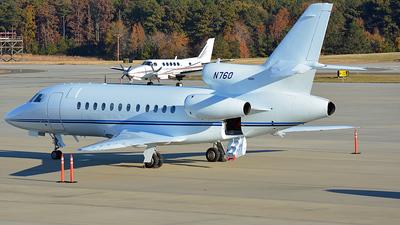 N760 - Dassault Falcon 900EX - Private