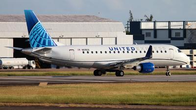 N618UX - Embraer 170-200LL - United Express (ExpressJet Airlines)