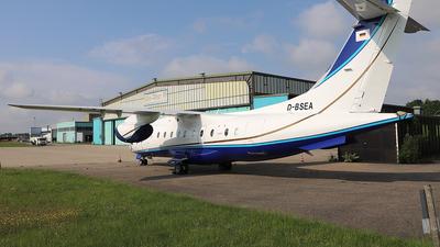 D-BSEA - Dornier Do-328-310 Jet - Luxaviation