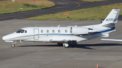 N771DE - Cessna 560XL Citation XLS - Private