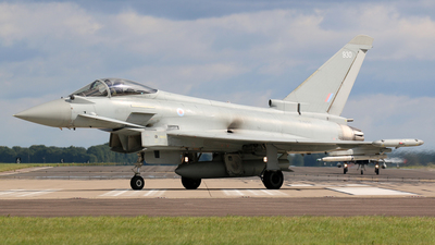 ZJ930 - Eurofighter Typhoon FGR.4 - United Kingdom - Royal Air Force (RAF)