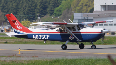 N835CP - Cessna 182T Skylane - United States - US Air Force Civil Air Patrol