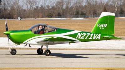 N271VA - Vans RV-12 - Private