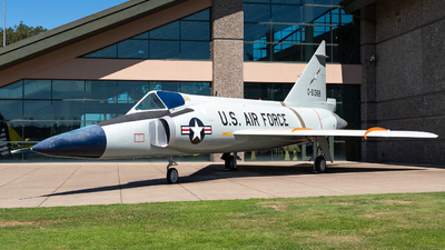 56-1368 - Convair F-102A Delta Dagger - United States - US Air Force (USAF)