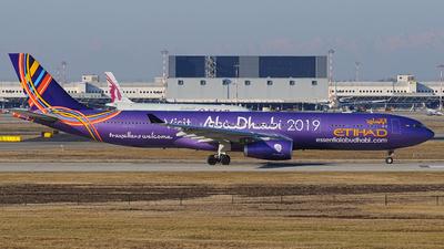 A6-AFA - Airbus A330-343 - Etihad Airways