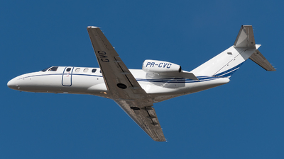 PR-CVC - Cessna 525B CitationJet 3 - Private