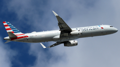 N141NN - Airbus A321-231 - American Airlines