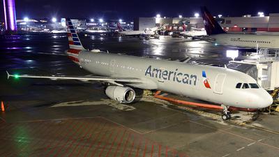 N508AY - Airbus A321-231 - American Airlines