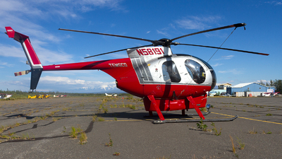 N58191 - Hughes 369D - Temsco Helicopters
