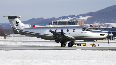 OE-EKB - Pilatus PC-12 - Private