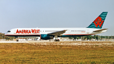 N914AW - Boeing 757-225 - America West Airlines
