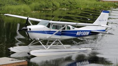 N9188M - Cessna U206E Skywagon - Alaska Bush Floatplane Service