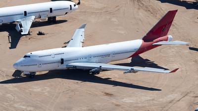 N954JM - Boeing 747-438 - Qantas