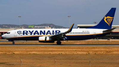 A picture of EIDAJ - Boeing 7378AS - Ryanair - © Andreas Fietz