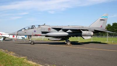 XX840 - Sepecat Jaguar T.4 - United Kingdom - Royal Air Force (RAF)