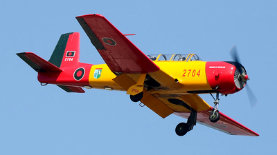 2704 - Nanchang PT-6A - Bangladesh - Air Force