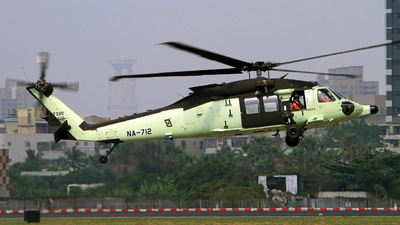 NA-712 - Sikorsky UH-60M Blackhawk - Taiwan - National Airborne Service Corps (NASC)