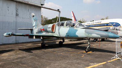 KHF1-40/40 - Aero L-39ZA Albatros - Thailand - Royal Thai Air Force