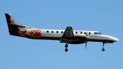 C-GJVC - Fairchild SA227-DC Metro 23 - Bearskin Airlines