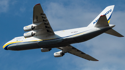 UR-82027 - Antonov An-124-100 Ruslan - Antonov Airlines