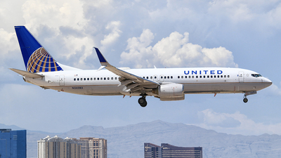 N34282 - Boeing 737-824 - United Airlines
