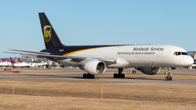 A picture of N431UP - Boeing 75724APF - UPS Airlines - © MSPlane Spotter
