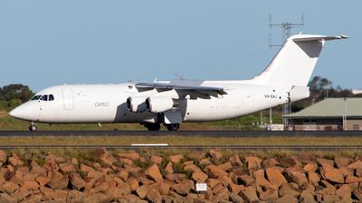 VH-SAJ - British Aerospace BAe 146-300(QT) - Pionair
