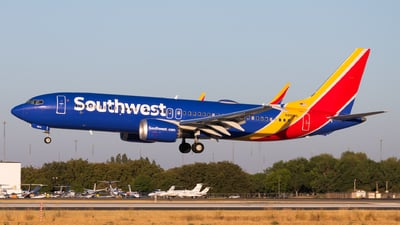 N8818Q - Boeing 737-8 MAX - Southwest Airlines